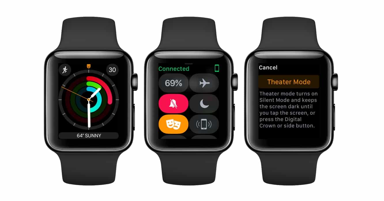 Apple releases watchOS 3.2, featuring Theater Mode, SiriKit