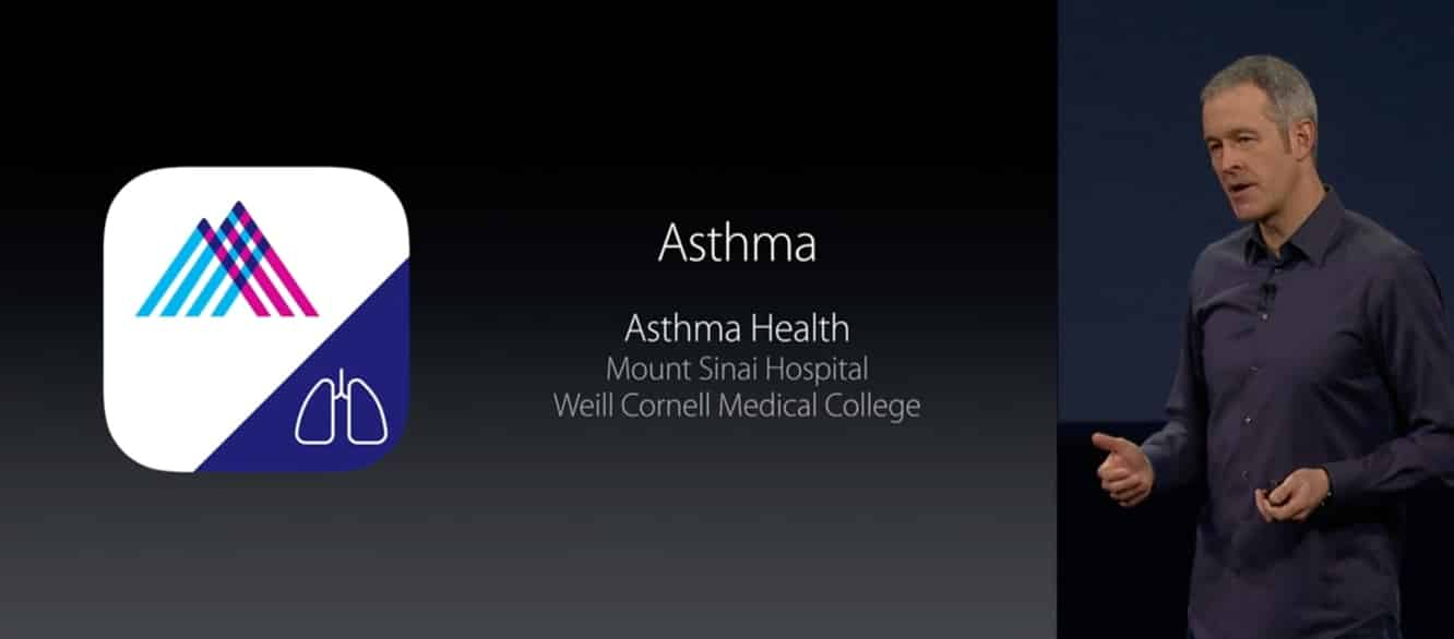 Asthma study proves ResearchKit data is accurate compared to other studies