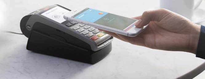 Apple Pay lauches in Ireland