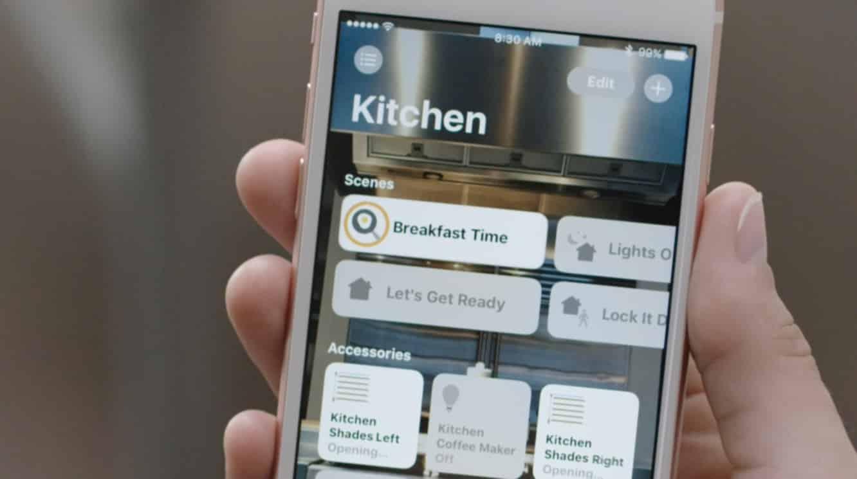 Apple updates HomeKit page, adds new HomeKit promo video