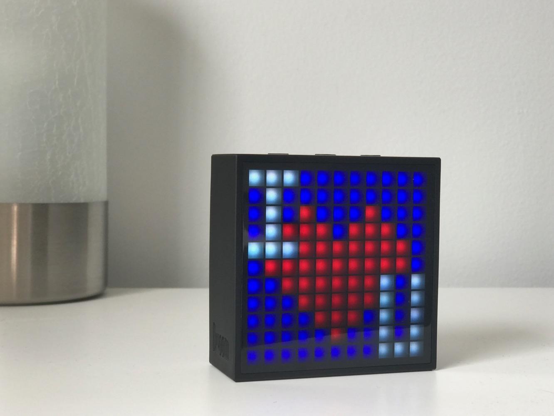 Review: Divoom Timebox Mini Bluetooth Speaker