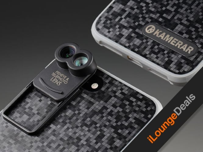 Daily Deal: Ztylus Kamerar Zoom Lens Kit for iPhone 7 Plus