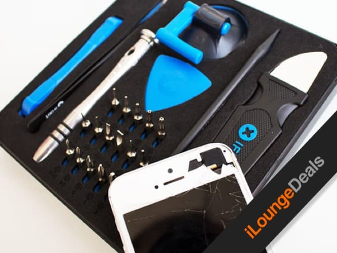 Daily Deal: iFixit Essential Electronics Toolkit