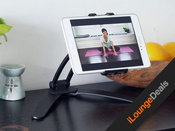 Daily Deal: ARMOR-X 2-in-1 Tablet Stand