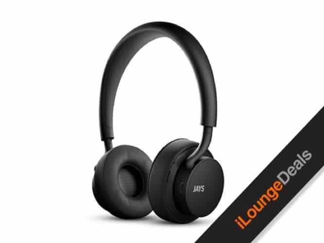 Daily Deal: u-Jays Wireless On-Ear Headphones