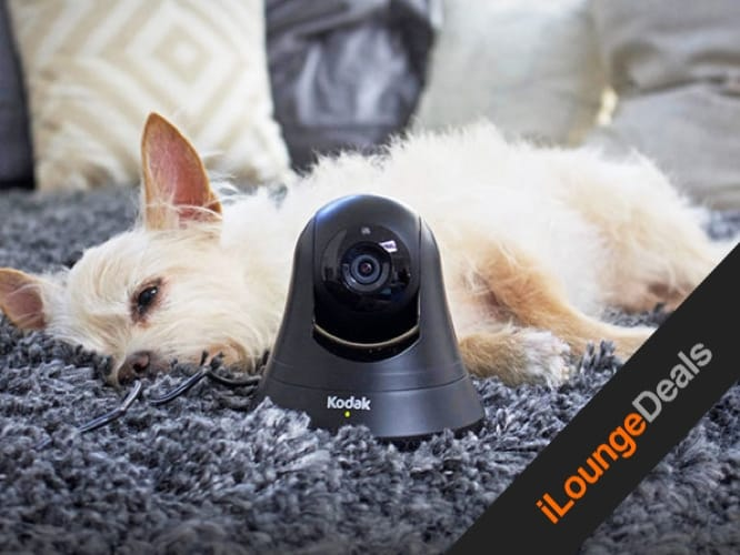 Daily Deal: Kodak HD WiFi Pet Monitor