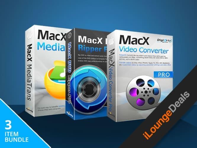 Daily Deal: MacX Media Management Bundle