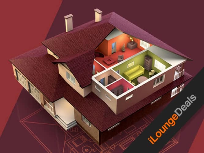 Daily Deal: Live Home 3D Pro for Mac
