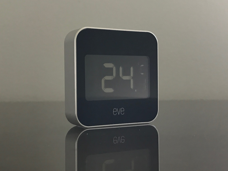 Review: Elgato Eve Degree HomeKit Temperature & Humidity Monitor