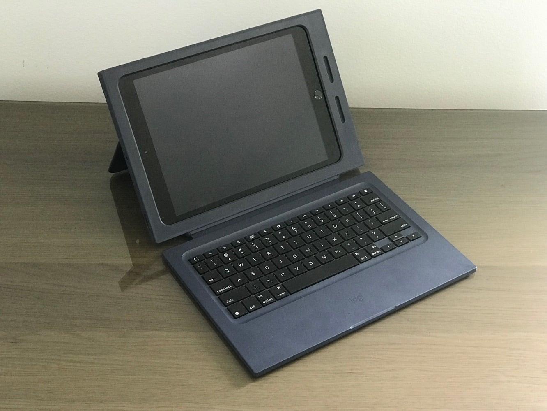 Logitech Rugged Combo Kids iPad Case