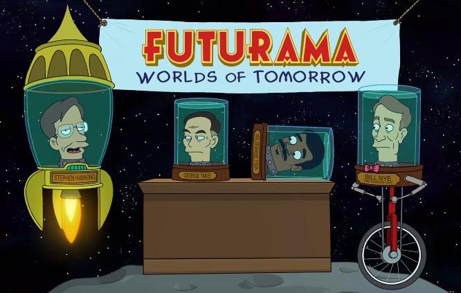 'Futurama: Worlds of Tomorrow' game lands on iOS June 29