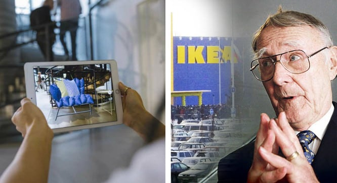 Ikea to partner with Apple on AR app that places virtual furniture in your house