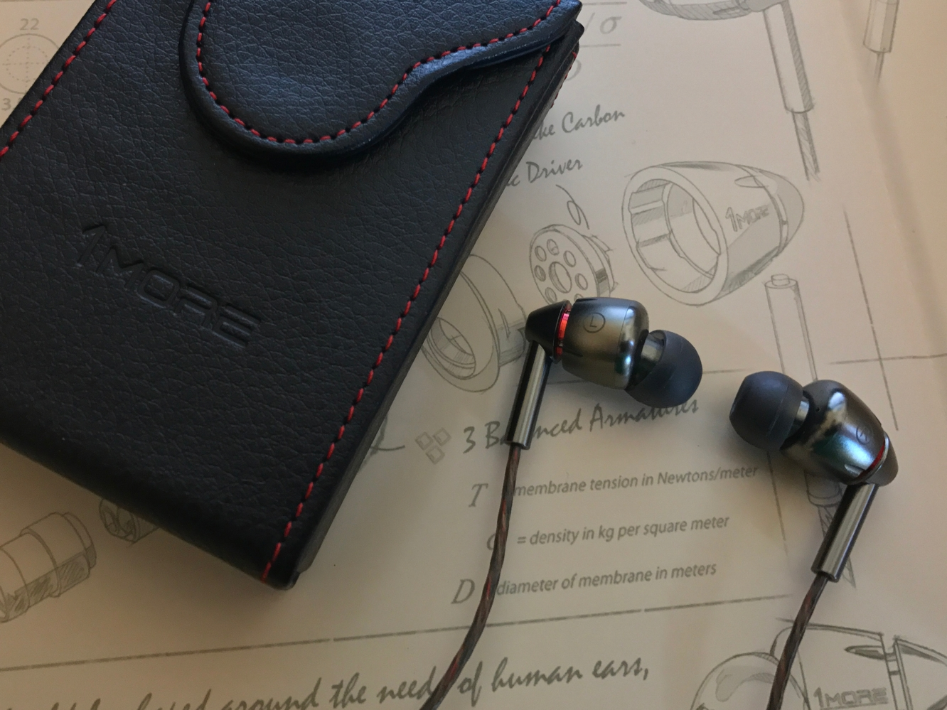 Review: 1More Quad Driver In-Ear Headphones