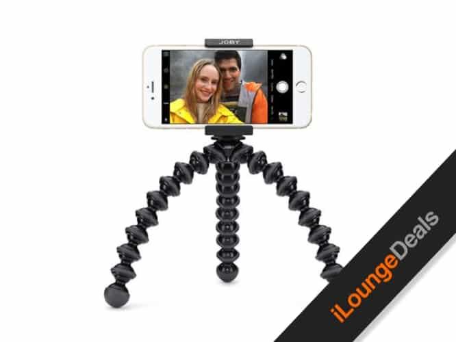 Daily Deal: JOBY GorillaPod & GripTight Smartphone Mounts