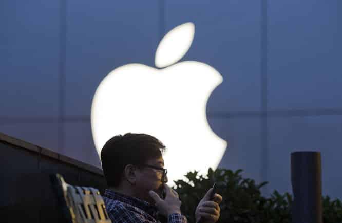 Trump claims Apple is building 'three big plants' in U.S.