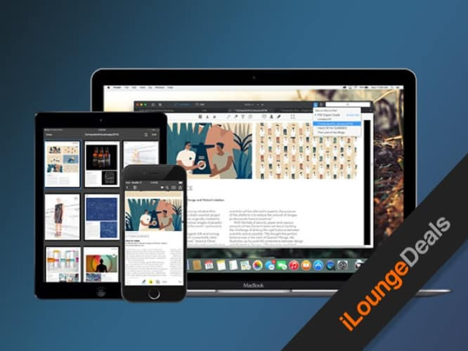 Daily Deal: PDF Expert 2.2 for Mac