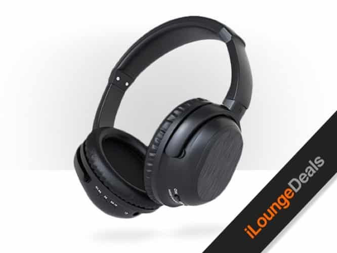 Daily Deal: Active Noise Cancelling Bluetooth Headphones