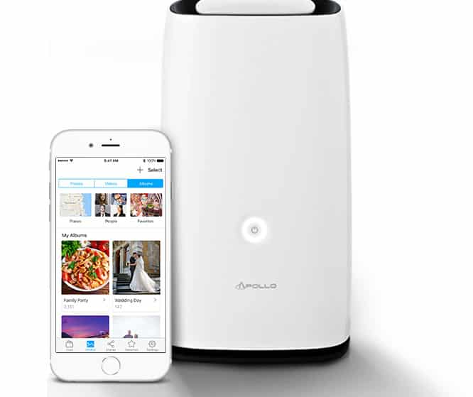 Promise Technology releases Apollo Cloud 2 Duo personal cloud system