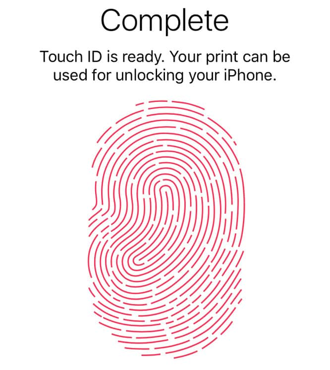 iOS 11 introduces way to prevent Touch ID from opening device with fingerprint
