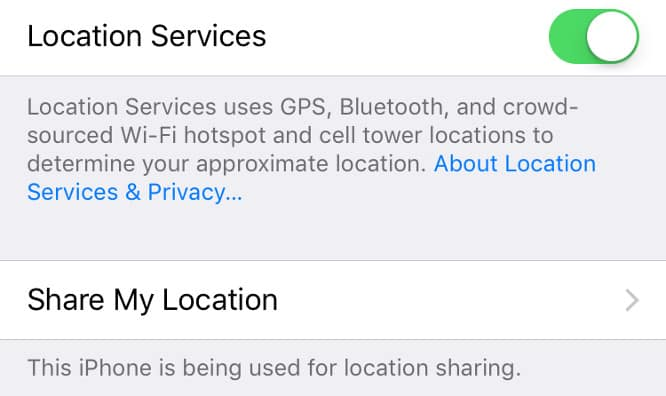 Apple joins other companies in opposing warrantless use of location data