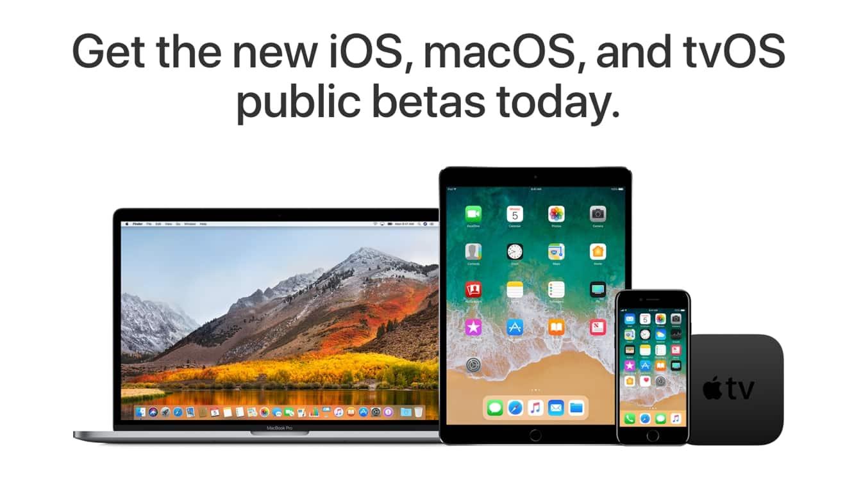 Apple releases fourth round of public betas for iOS 11, tvOS 11