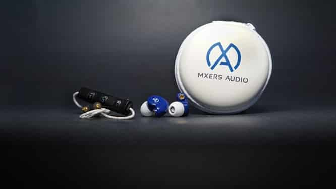 mXers Audio announces Modular Earbuds
