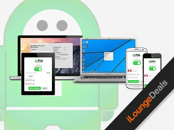 Daily Deal: Private Internet Access VPN, 2-yr subscription