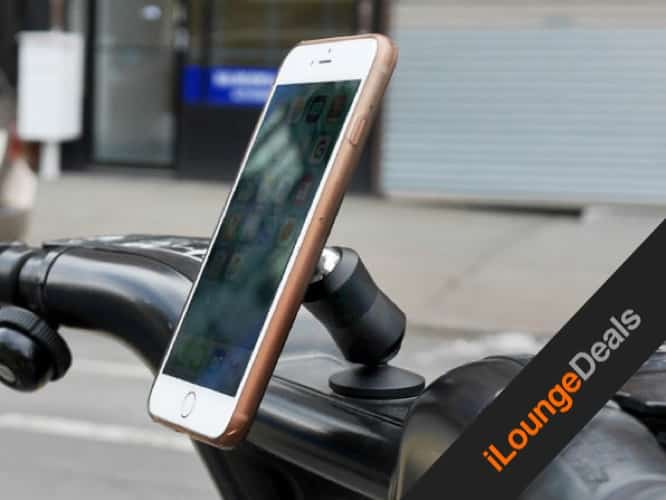 Daily Deal: ClutchIt Double-Sided Magnetic Phone Mount