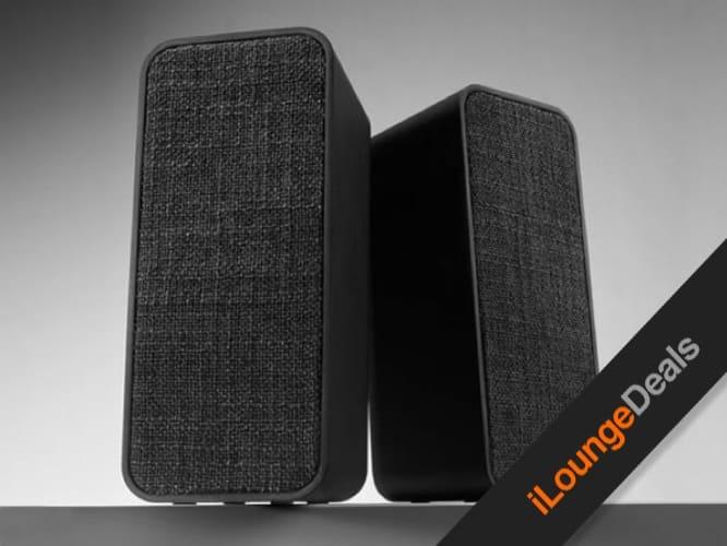 Daily Deal: Sharkk Twins Bluetooth Speaker Set