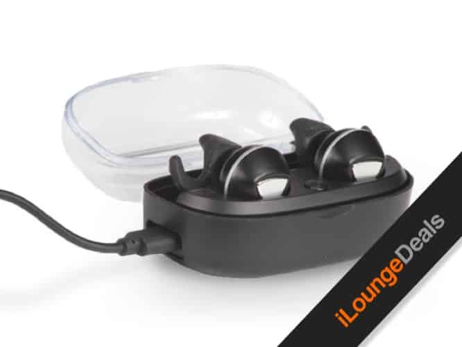 Daily Deal: 1Voice Wireless In-Ear Headphones with Charging Case