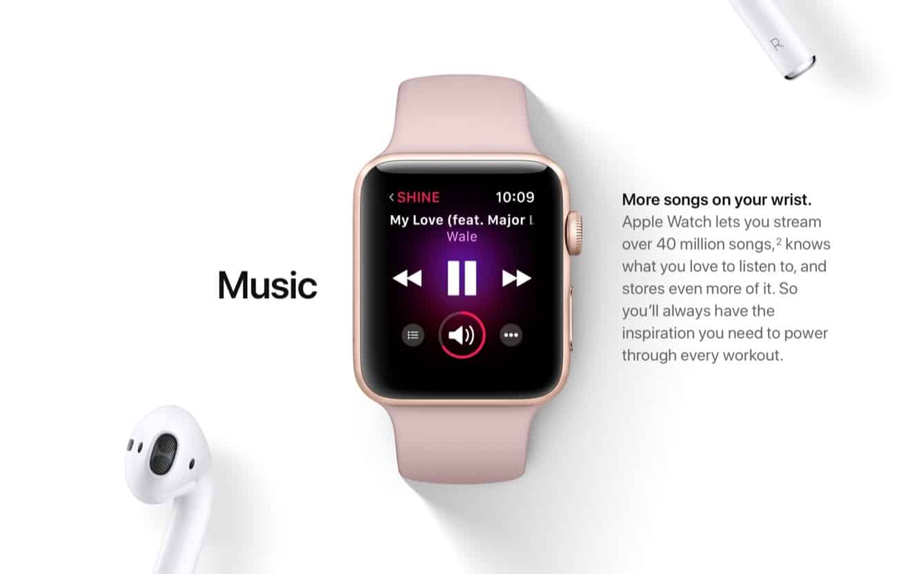 Inside the betas: watchOS 4.1 adds Apple Music streaming