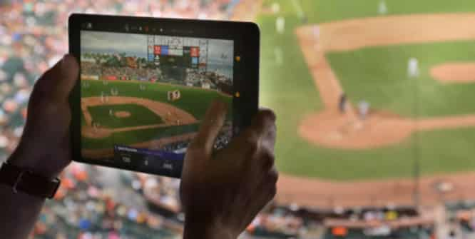 Apple hiring editor to curate live sports content, developing AR technology for MLB