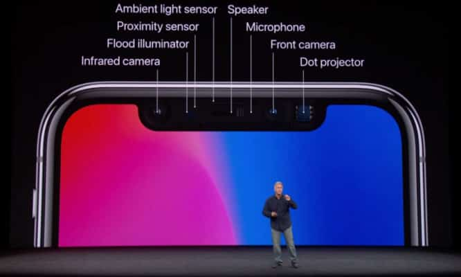 Report: 3D camera improvements slowing down iPhone X production
