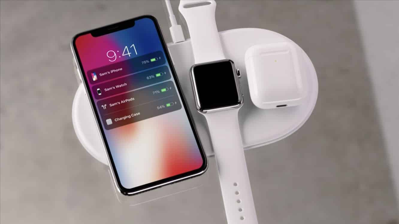 Apple's wireless charger set to debut in 2018; Belkin's coming this week