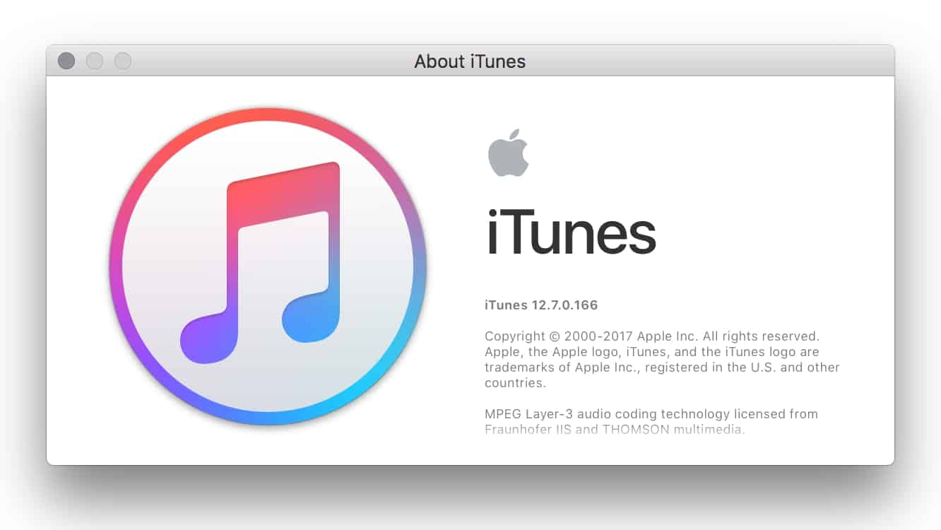Apple releases iTunes 12.7, ditching App Store and adding iOS 11 support, new social features