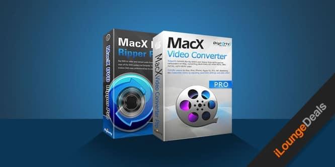 Daily Deal: The MacX Media Conversion Lifetime License Bundle