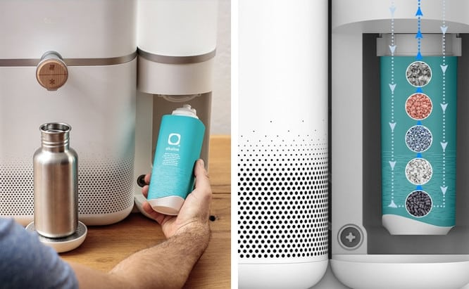 Mitte Kickstarter aims to create smart home mineral water system