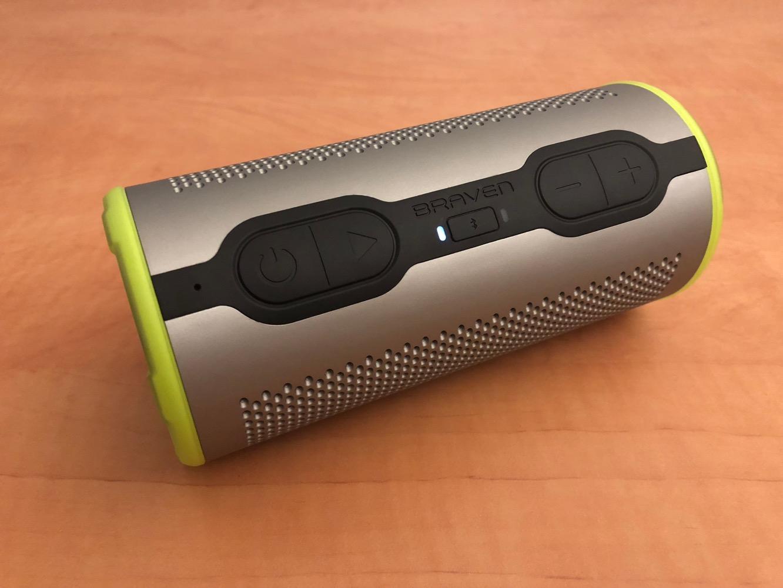 Review: Braven Stryde 360 Bluetooth Speaker
