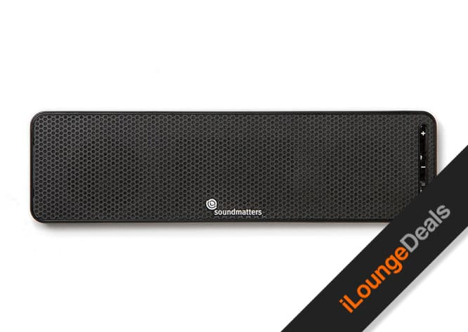 Daily Deal: DASH A —World's Flattest Portable Speaker