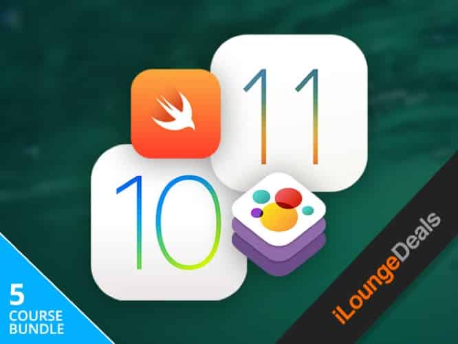 Daily Deal: The Complete iOS 11 Developer Course + iOS Mastery Bundle