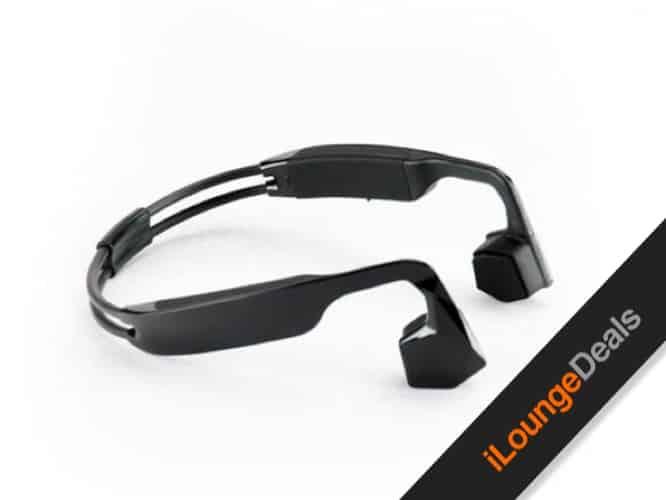Daily Deal: ALL-Terrain Bone Conduction Bluetooth Headphones