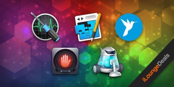Daily Deal: Pay What You Want – Fab 5 Mac App Bundle, featuring TechTool Pro 9.5