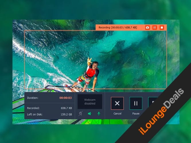 Daily Deal: Movavi Screen Capture Pro for Mac