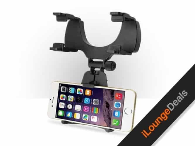 Daily Deal: Eye Level In-Car Smartphone Holderr
