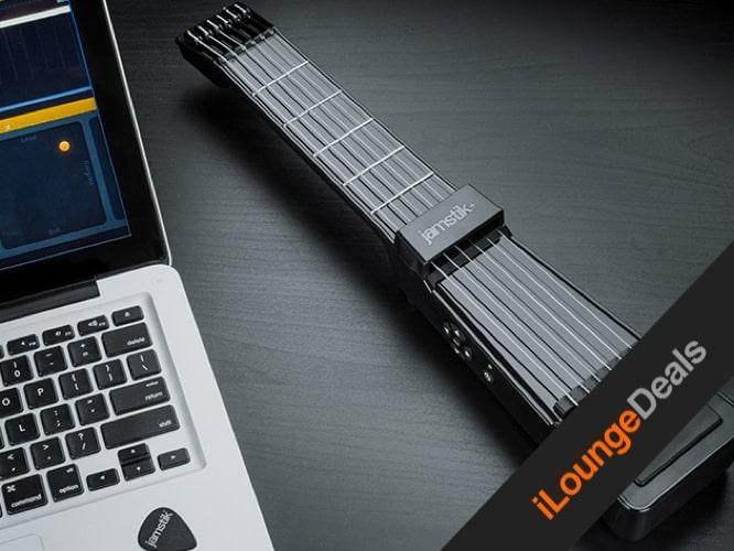 Daily Deal: Jamstik+ Portable Smart Guitar