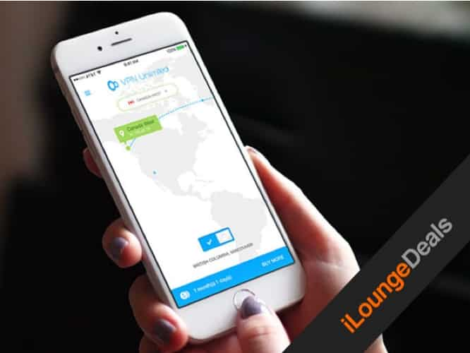 Daily Deal: Green Monday Sale —VPN Unlimited Lifetime Subscription