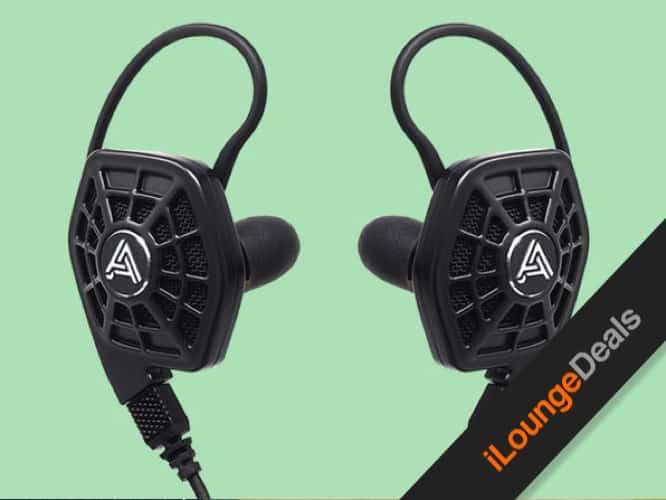 Daily Deal: Audeze iSINE 10 In-Ear Headphones