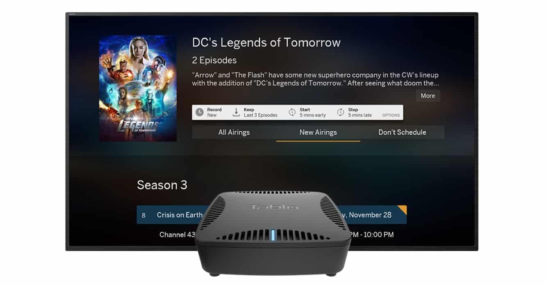 Tablo OTA DVR update adds advanced recording features