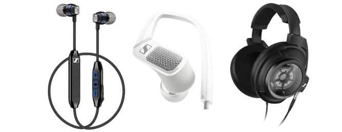 Sennheiser rolls out new wireless, over-the-ear headphones, previews 3D Soundbar