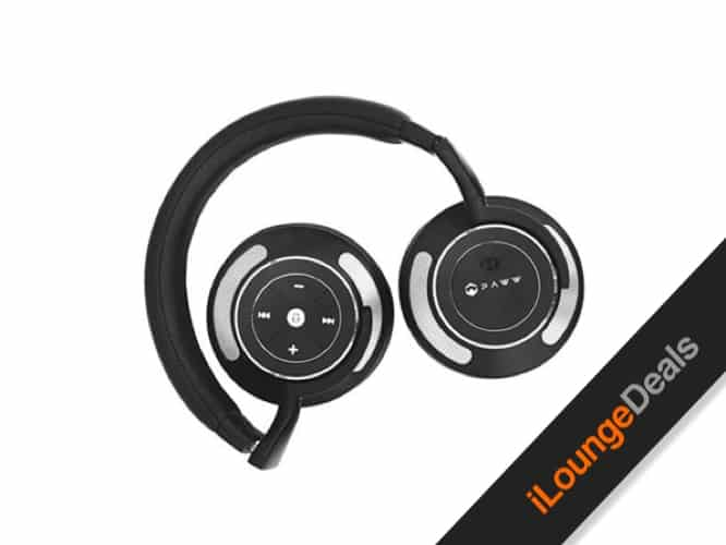 Daily Deal: Paww WaveSound 3 Noise-Cancelling Bluetooth Headphones